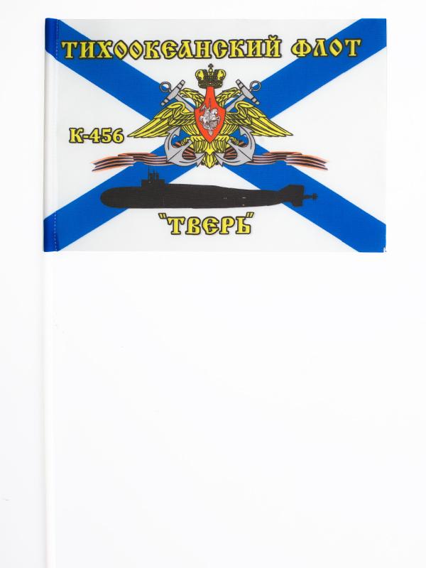 Купить флажок на палочке К-186 «Омск» ТОФ