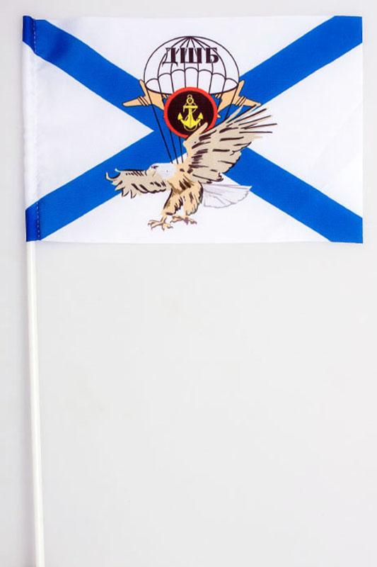 Купить флажок на палочке ДШБ Морской пехоты