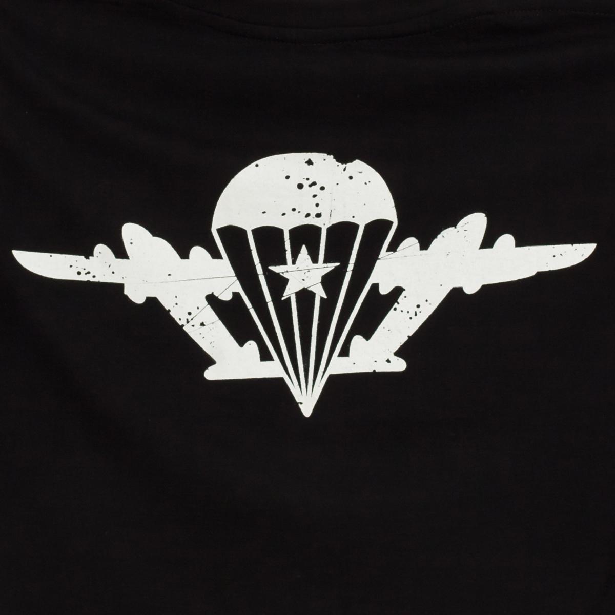 Эмблема ВДВ на футболке