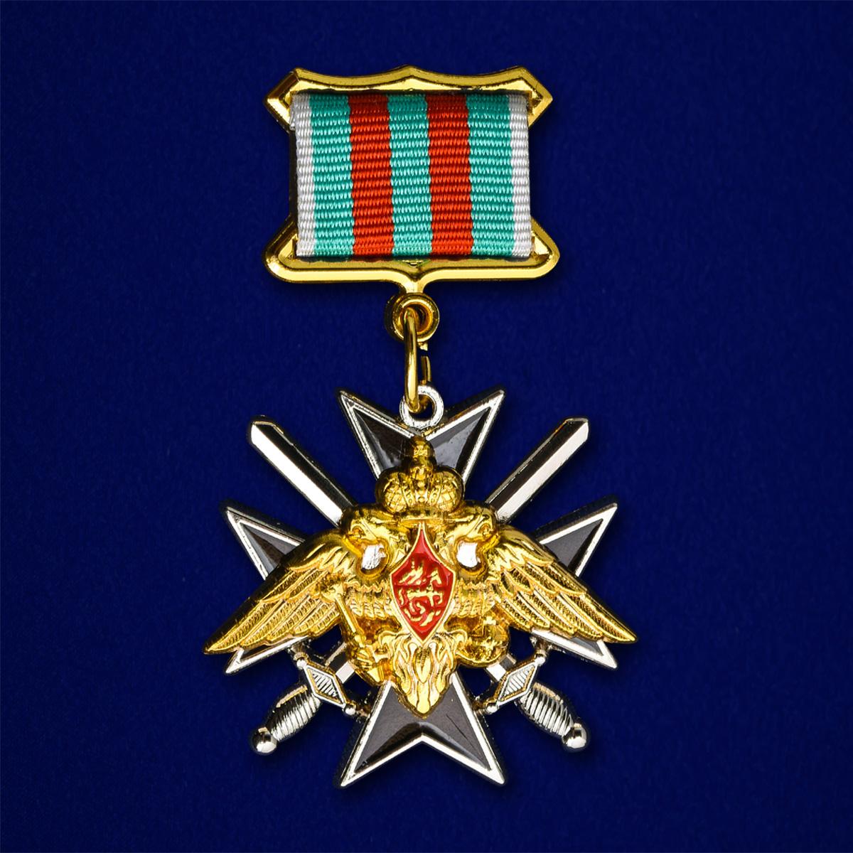 Описание нагрудного знака «За службу в Таджикистане»