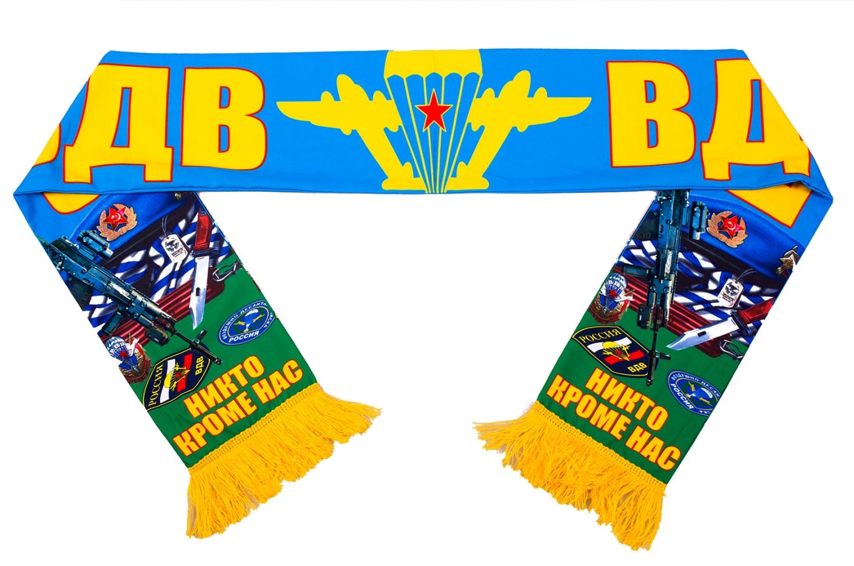 Купить шёлковый шарф «ВДВ берет»