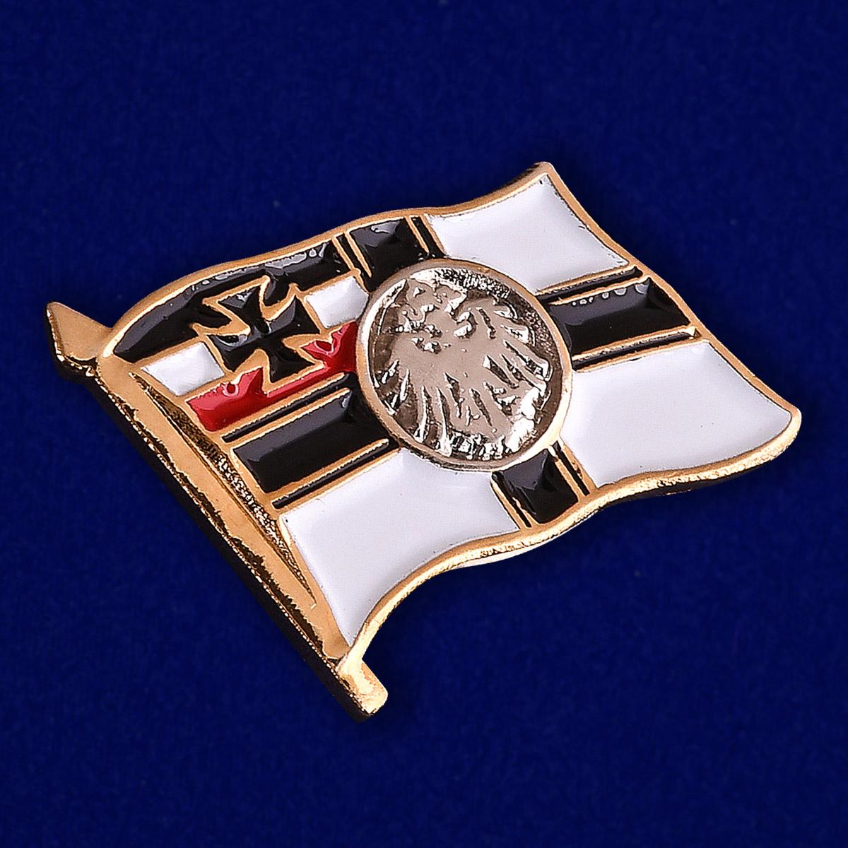 Купить значок Императорских ВМС Германии всего за 199 рублей