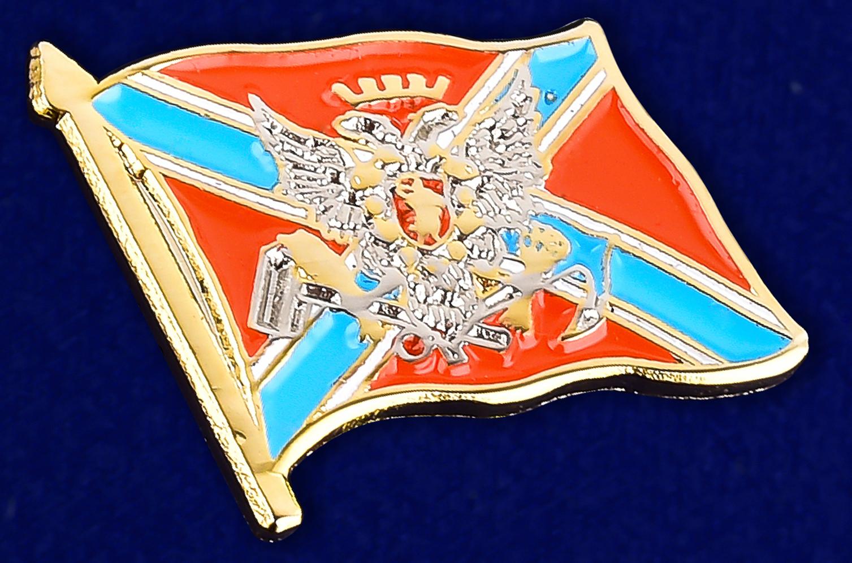 Значок Новороссии с гербом