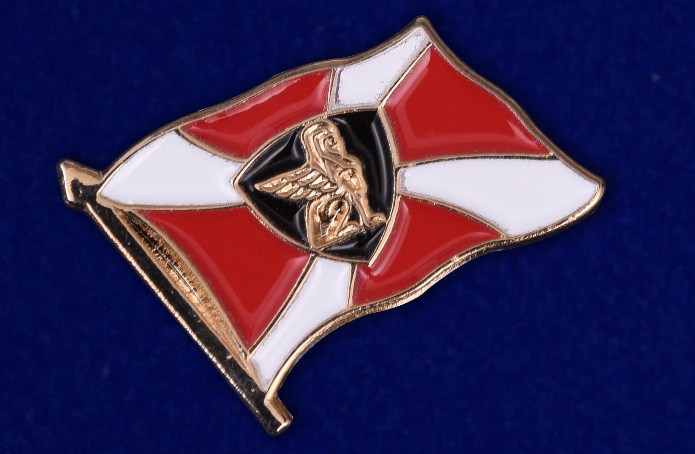 Значок для военнослужащего СЗРК ВВ
