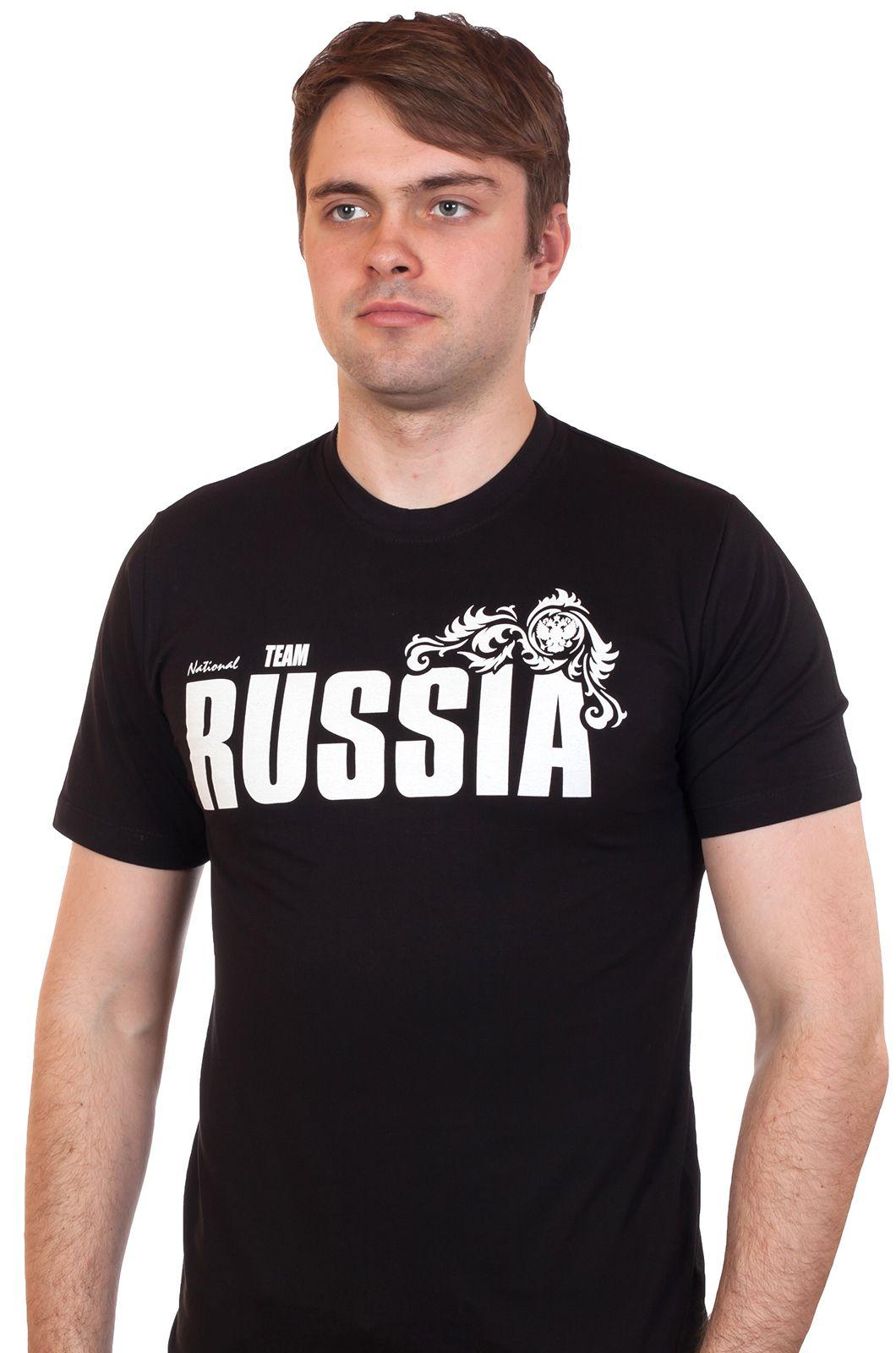 Купить футболку в Палане