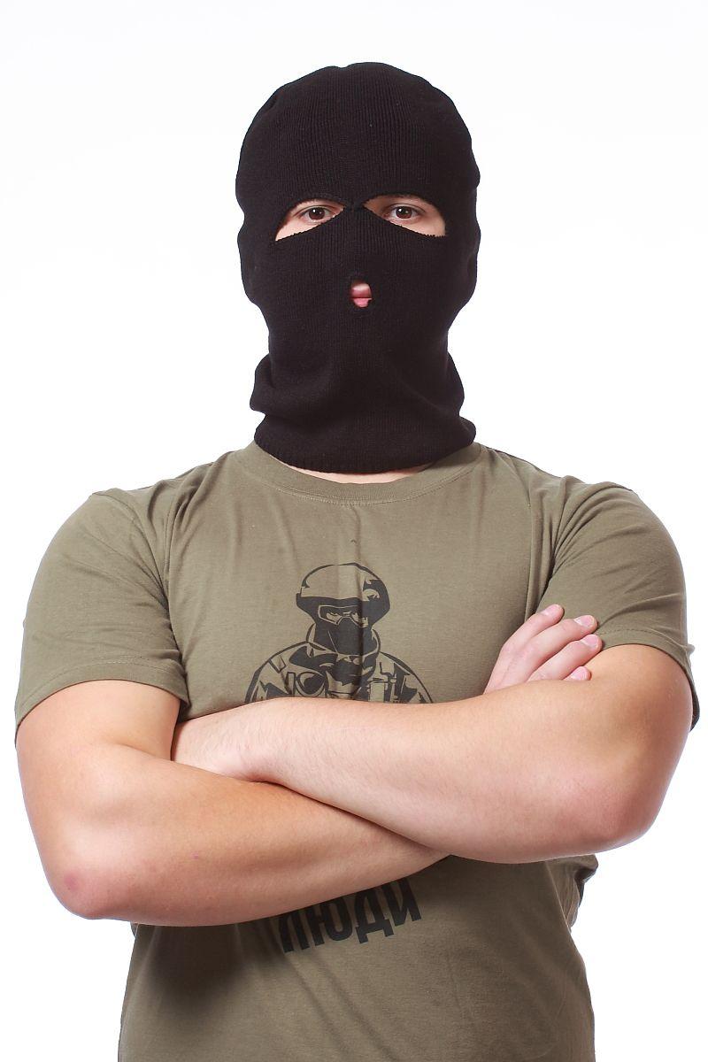 фото в маске омон